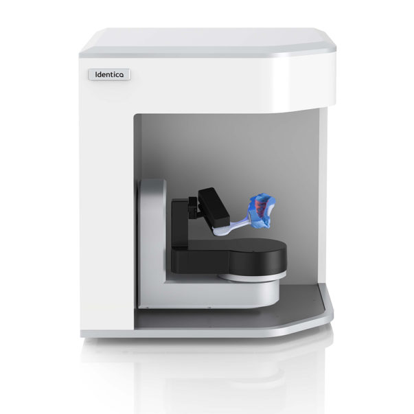 Dental 3D Scanner Identica T500