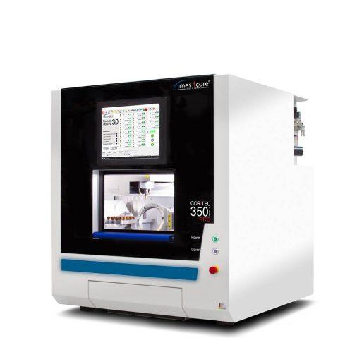 Dental milling machine CORiTEC 350i PRO loader