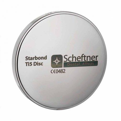 Dental Milling Disc Scheftner Starbond Ti5
